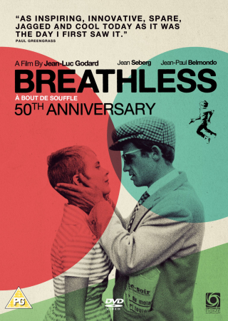 Breathless DVD cover