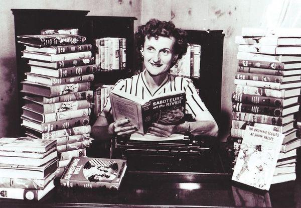 Mildred Benson Nancy Drew
