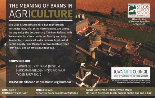 Barn tour adj
