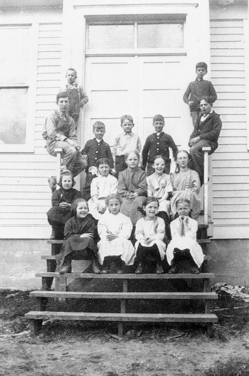 Lang Taylor #4 kids 1913