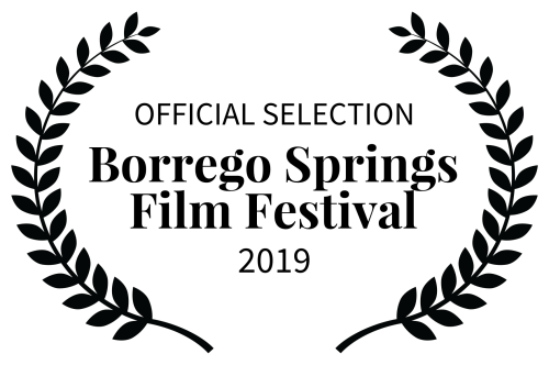 OFFICIAL SELECTION - Borrego Springs Film Festival - 2019w