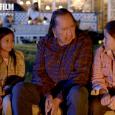 Grandfather & kids