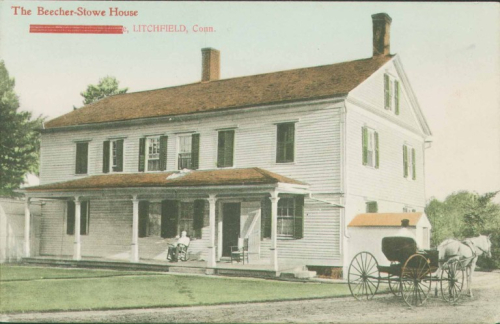 Beecher home in Litchfield