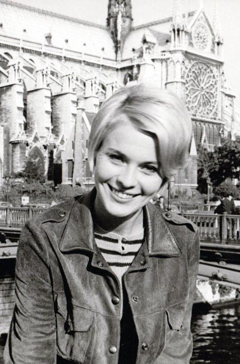 Jean in Notre Dame