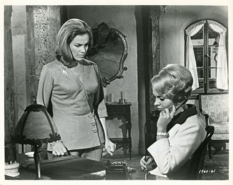 Honor blackman & Jean