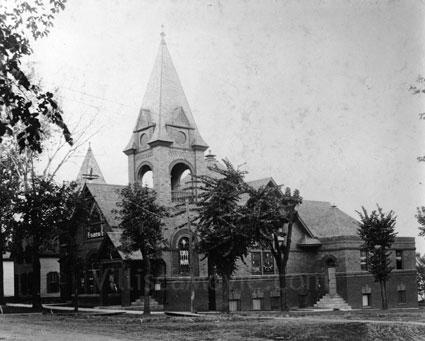 Presbyterian church