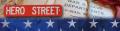 Hero street banner
