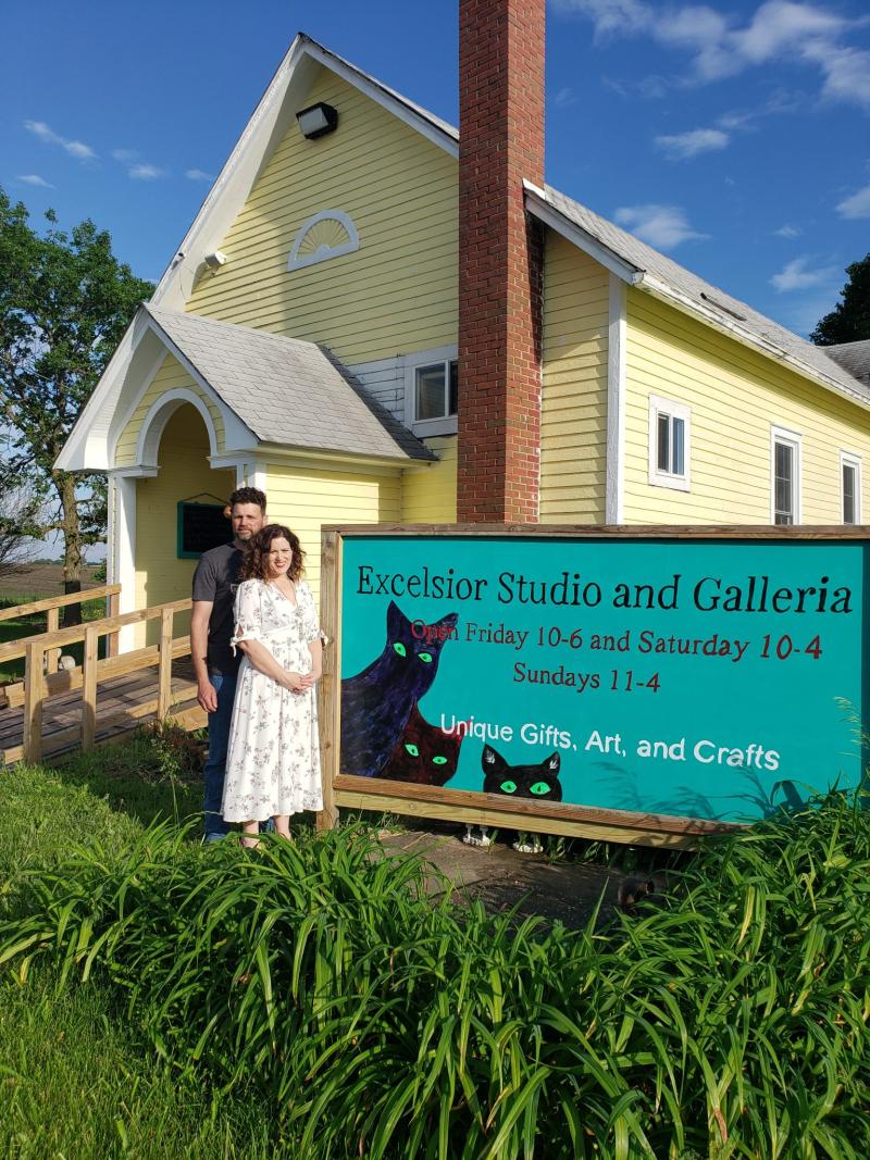 Excelsior Studio and Galleria_Cambridge IL