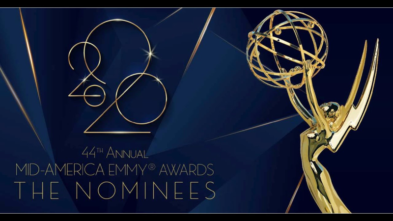 MidAmerica Emmy art