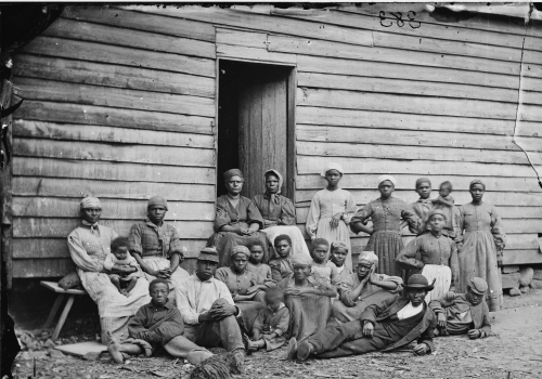 Slave group cropped