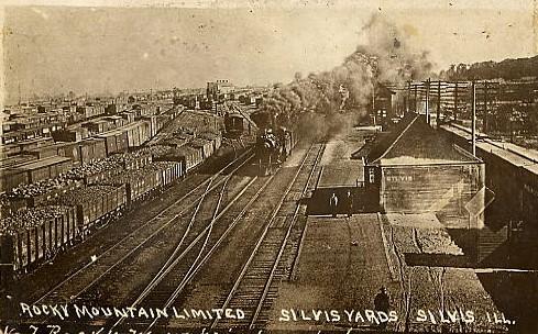 Silvis railyards2